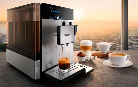 Автоматическая кофеварка