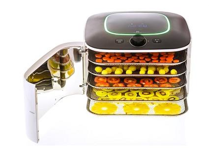 Инфракрасная сушилка для фруктов и овощей