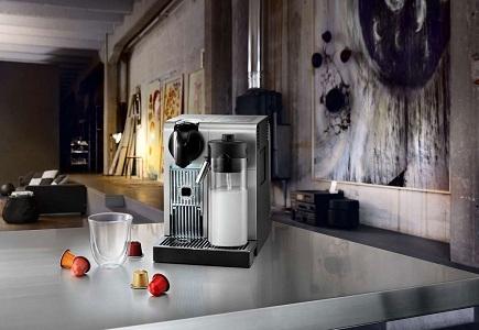 Кофемашина De'Longhi EN750.MB Nespresso Lattissima Pro