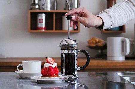 Кофеварка френч-пресс