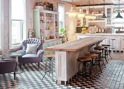 18 фото кухонь в стиле шебби-шик, советы по дизайну