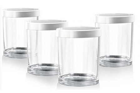 Материал изготовления стаканчиков для йогуртницы