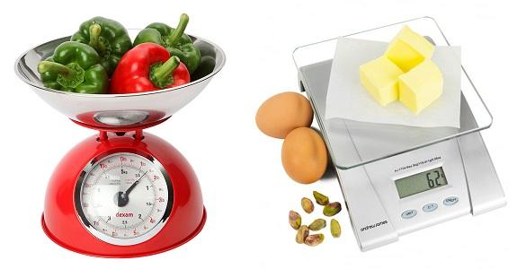 Погрешность кухонных весов