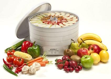 Преимущества сушилки для овощей и фруктов