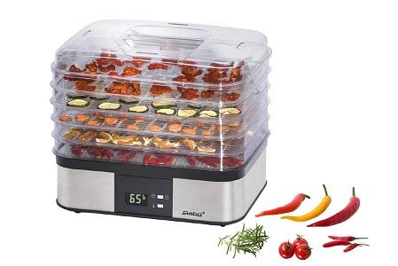Тип управления сушилки для овощей и фруктов