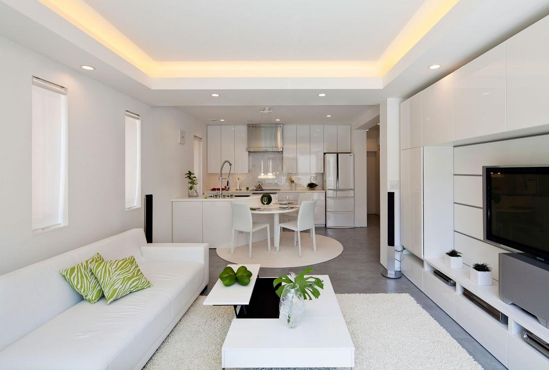 Варианты планировки кухни-гостиной 35 м