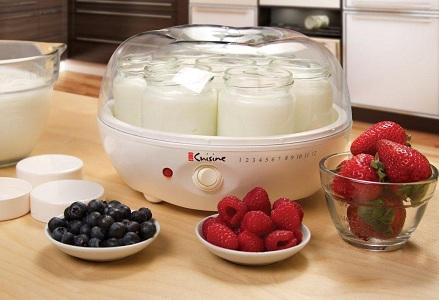 Принцип работы йогуртниц и 5 лучших моделей с ценами