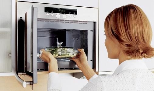 Подходящая посуда для микроволновой печи