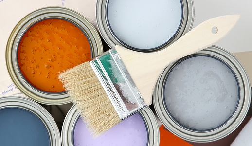 Водоэмульсионная краска для обоев