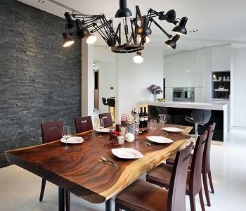 Критерии выбора деревянного кухонного стола