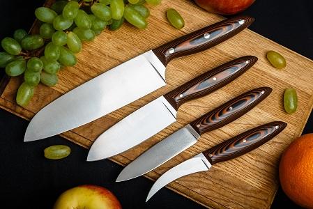 Качество стали кухонных ножей