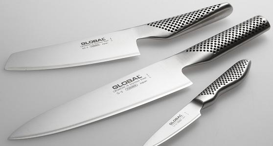 Кухонные ножи Global