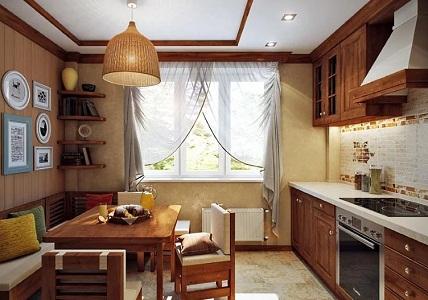 Способы сделать вашу кухню просторнее — фото в интерьере