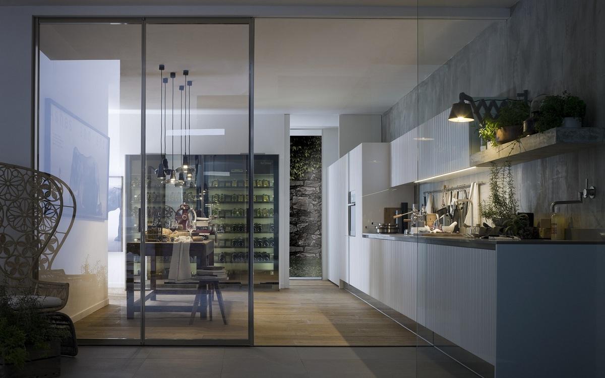 Какие двери выбрать для кухни