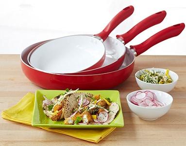 Выбор керамической сковородки