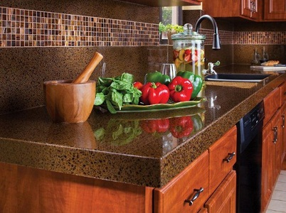 Помощь при выборе столешницы для кухни