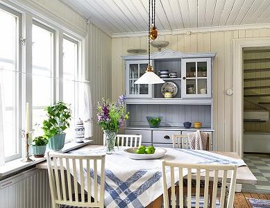 Как сделать кухню на даче от А до Я